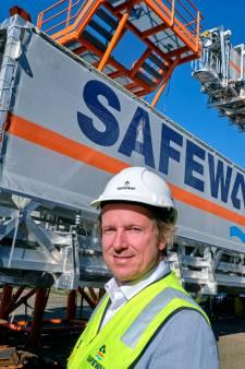 Van Aalst Groep wil met revolutionaire loopbruggen grote rol spelen in de offshore