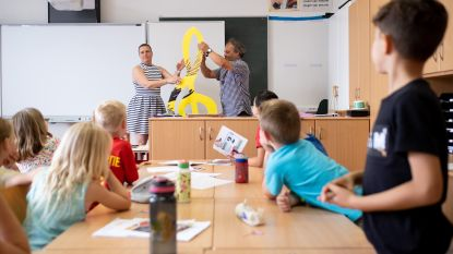 Gemeenteschool Ter Doelhagen gaan in alle klassen voor co-teaching