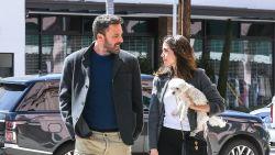 """Dankzij nieuwe liefde gelooft Ben Affleck weer in de toekomst: """"Ik hoop dat ik over vijf jaar nog in een stabiele relatie zit"""""""