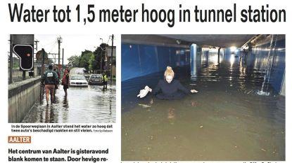 """""""Overstroming wellicht erkend als ramp"""""""