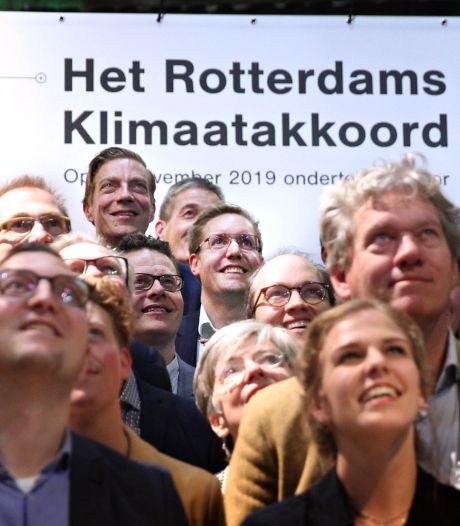 Hij staat klaar: de pot met 100 miljoen euro voor ondernemers in Rotterdam met groene plannen