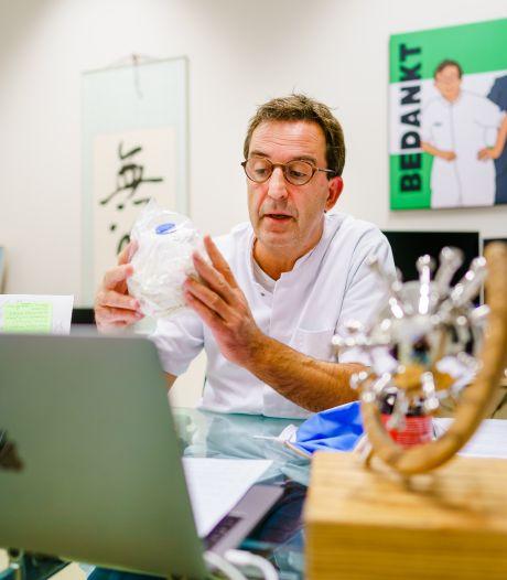 Gommers over drukte ziekenhuizen: 'Het gaat sneller dan we hadden verwacht'