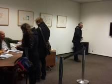 Enschedeërs massaal naar de stembus