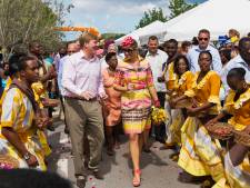 Koning en koningin brengen in juli een bezoek aan Curaçao