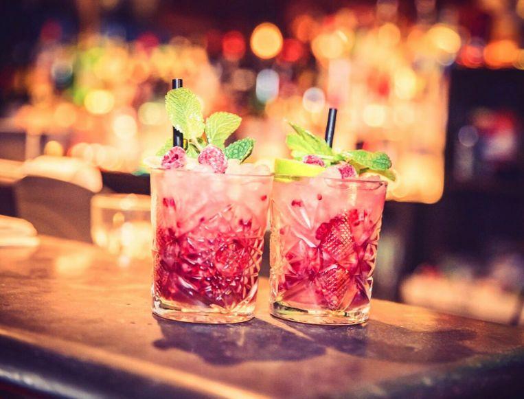 Gio's Virgin Mocktail