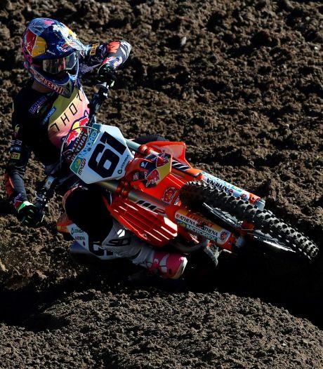 Prado domineert MXGP van Spanje, twee sterke manches Coldenhoff