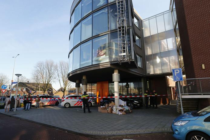 Steekpartij op advocatenkantoor in Eindhoven