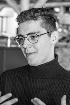 Thijs Kersten: 'Laat als schrijver jezelf zien'