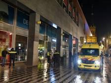 Twee gewonden bij vechtpartij Tilburg Centrum