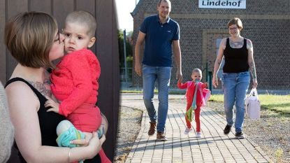 Een week goed nieuws: Zary (2,5) kan ondanks leukemie toch genieten van eerste schooldag en andere verhalen die je blij maken