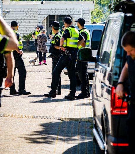 Woonwagens in Maarheeze waar wapens werden gevonden moeten dicht, bewoners in beroep