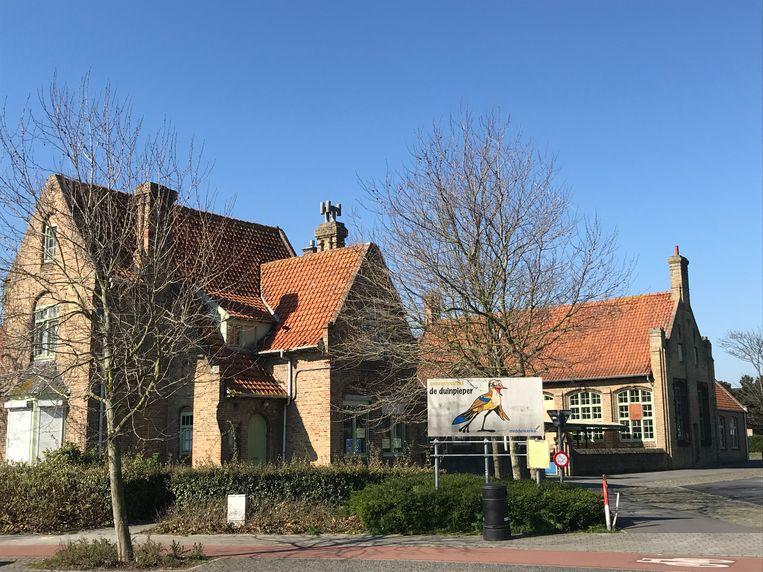 De site van de Duinpieper in de Duinenlaan en Henri Jasparlaan.