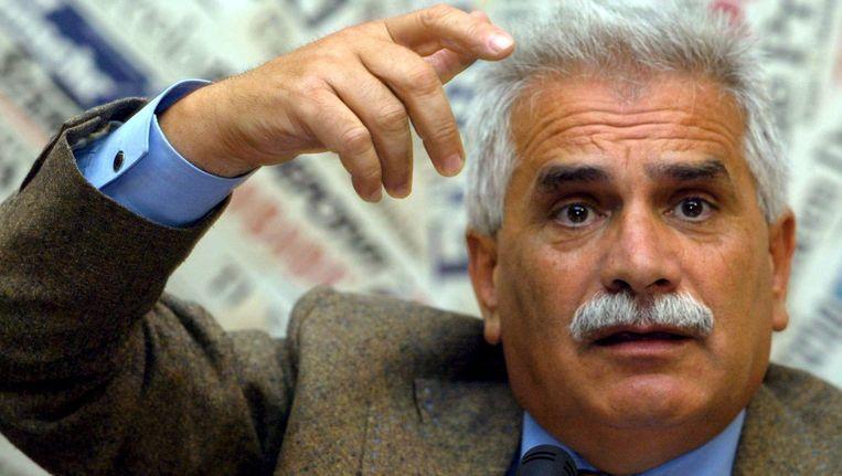 De Italiaanse fertiliteitsexpert Severino Antinori staat momenteel onder huisarrest.
