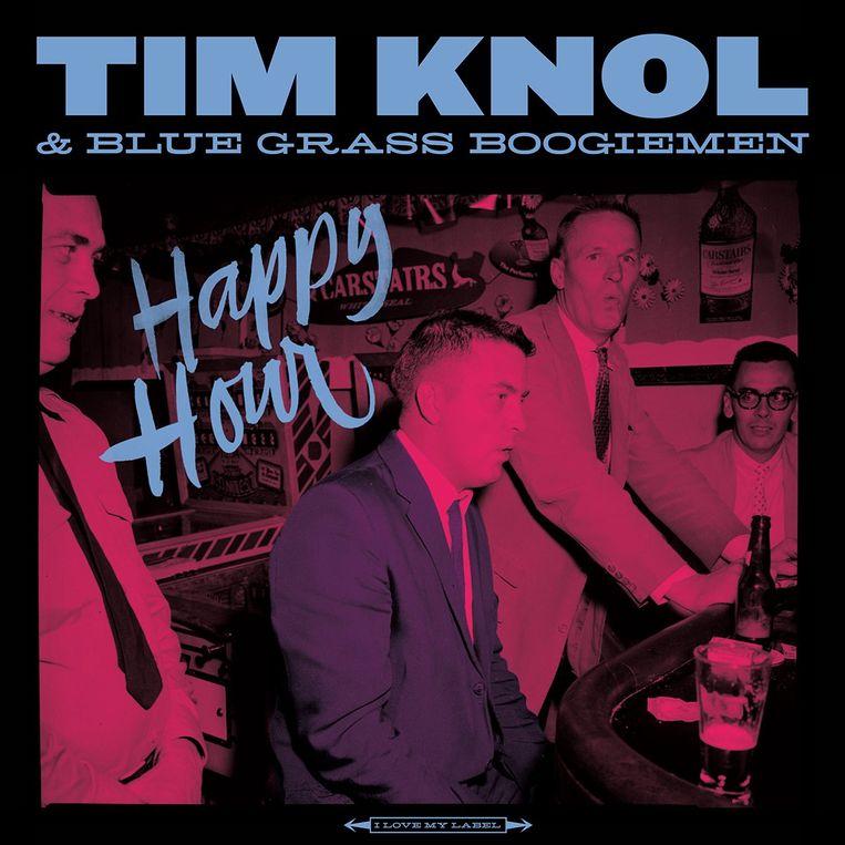 Tim Knol & Blue Grass Boogiemen: Happy Hour. Beeld Tim Knol & Blue Grass Boogiemen: Happy Hour.