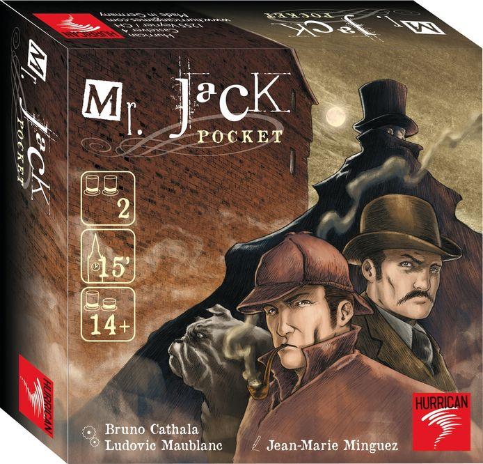 Mr Jacket Pocket