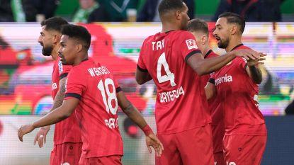 Aansluitingstreffer Raman mag niet baten, Leverkusen wint van Schalke 04