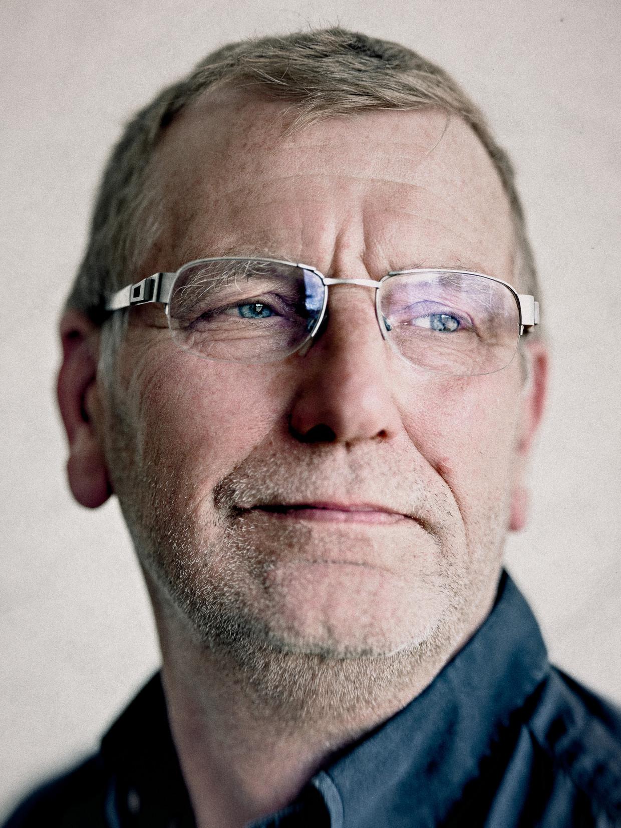 Gerrit Lammers. Beeld Jitske Schols