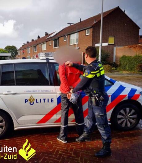 46-jarige fietsendief op heterdaad betrapt