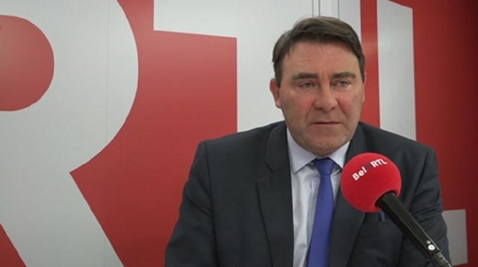 Denis Ducarme, ministre fédéral des Classes moyennes, des Indépendants, des PME, de l'Agriculture et de l'Intégration sociale.
