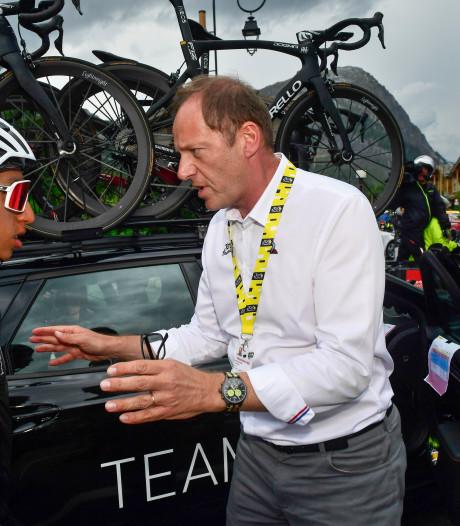 Tourbaas dankt renners voor hun durf: 'Buitengewoon en onvergetelijk'