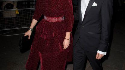 Britse prinses Beatrice en haar nieuwe vriend maken hun rode loper debuut