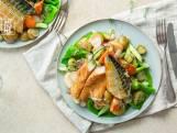 Recept van de dag: Hollandse aardappelsalade met gerookte makreel