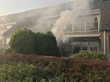 Zoon zet coniferenhaag in brand bij onkruidbestrijding