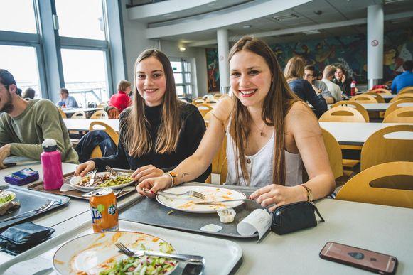 Studentenrestaurant De Brug.