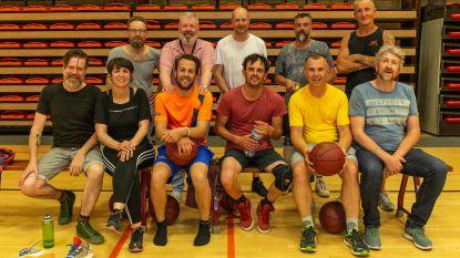 'Vilvoordse vedetten' blazen verzamelen voor eerste basketbaltraining
