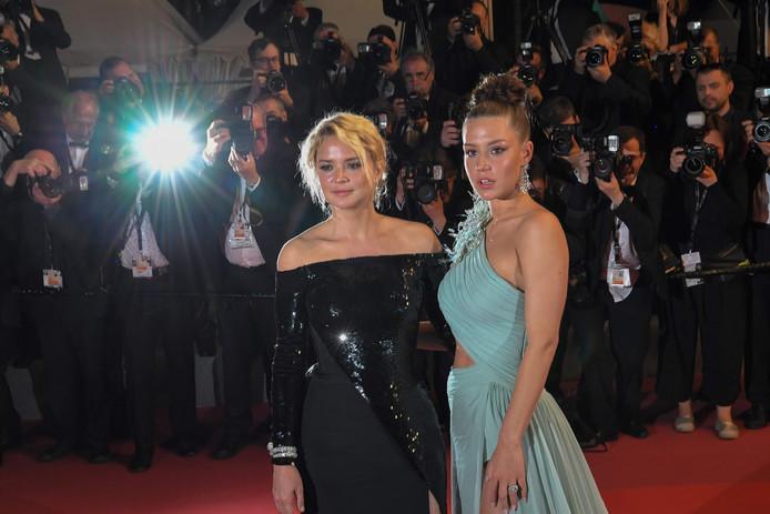 Virginie Efira et Adele Exarchopoulos