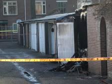 Asbest vrijgekomen bij door brand verwoeste schuur in Oss