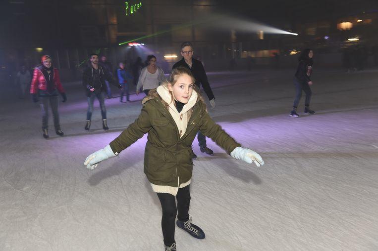 Gratis schaatsen op 8 december