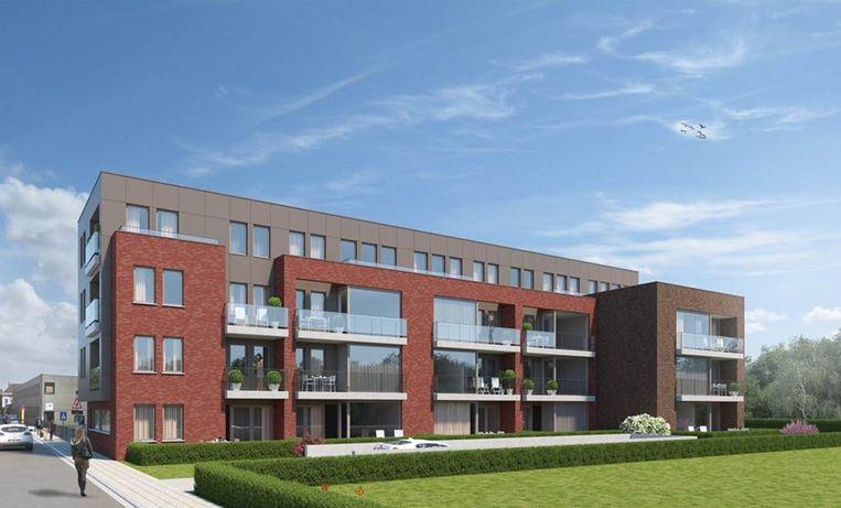 Klink vindt plaats in de assistentiewoningen Residentie Amarosa in de Sint-Jorisstraat.