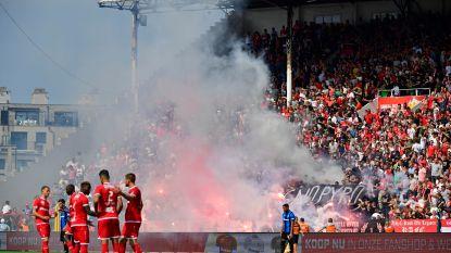 """FT België (29/8). Antwerp wil bengaals vuur aan banden leggen: """"Onze supporters hebben dat niet nodig om de 'Hel van Deurne-Noord' te creëren"""""""