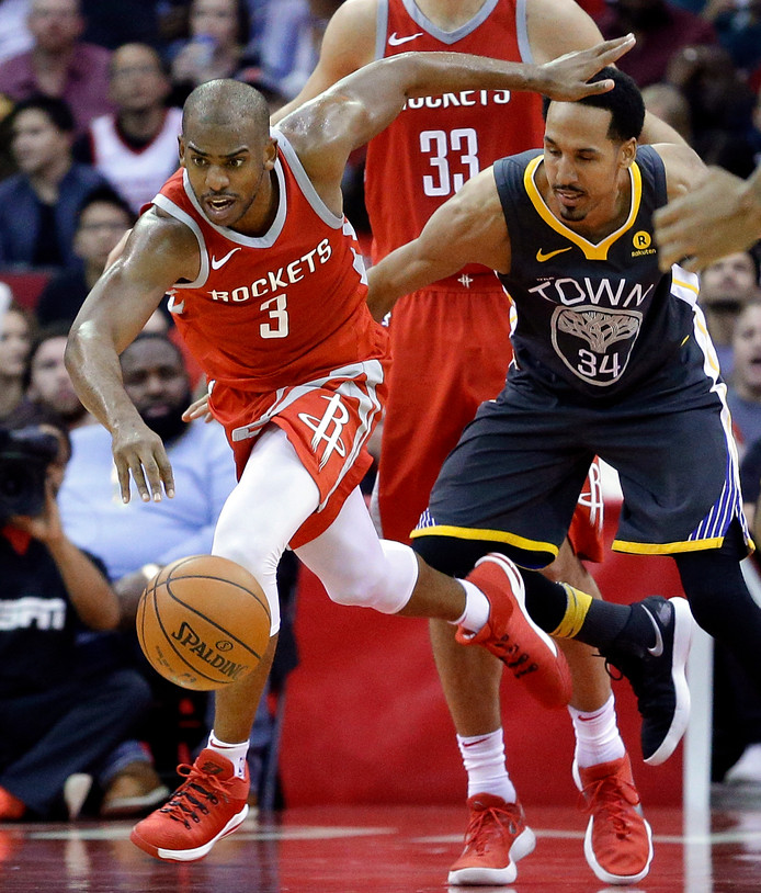 Warriors Vs Rockets Ustream: Houston Rockets Stopt Zegereeks NBA-kampioen Warriors