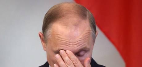 Poetin hint naar 'vergelding' na Amerikaanse sancties