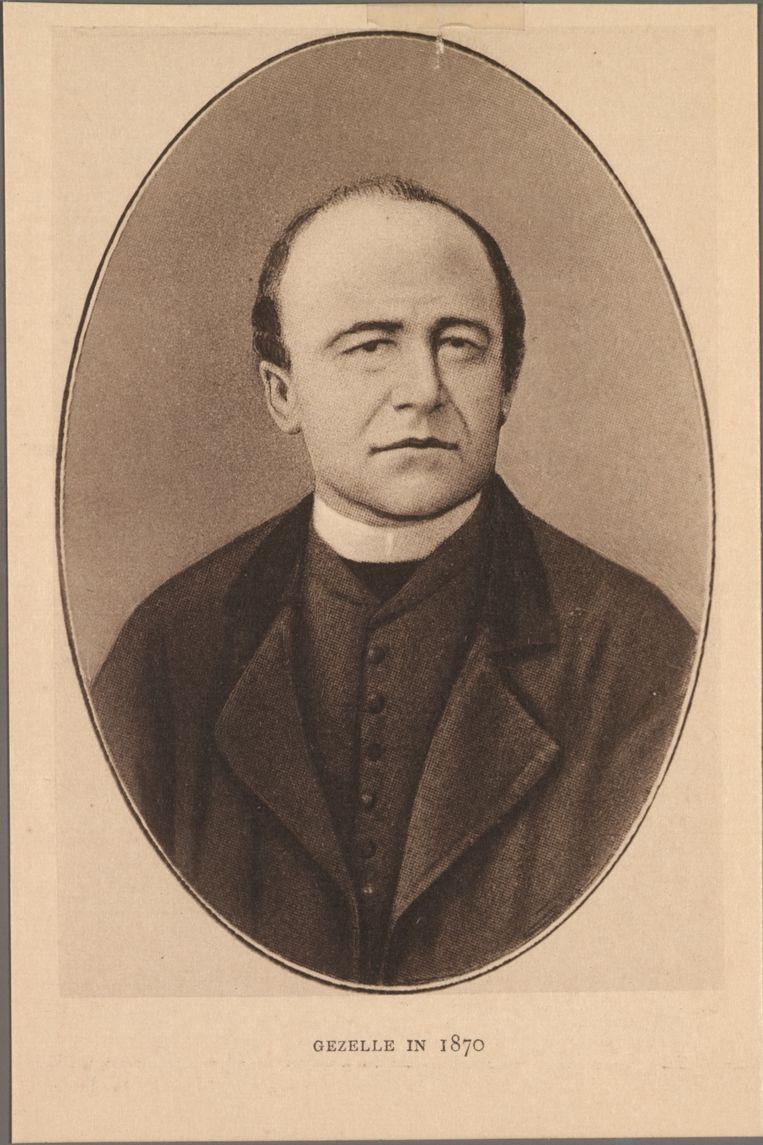 Guido Gezelle, een dichter die leefde tijdens de 19de eeuw, was een leerling van het Klein Seminarie in Roeselare.