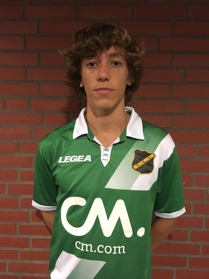 Jordan van der Gaag