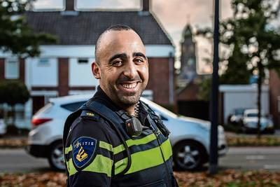 Documentaire over wijkagent Rachid gemaakt
