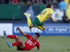 Scheidsrechter Higler over rode kaart voor Nakamura: 'Typische benenbreker'
