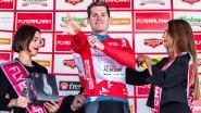 KOERS KORT. Hermans blijft leider in Oostenrijk - Vos goed voor derde ritzege in Giro Rosa