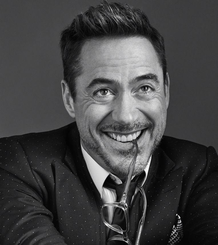 Robert Downey Jr. Beeld getty