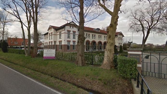 Het Witte Huis in Zetten, één van de locaties waar Artemis Woonzorg respijtzorg gaat aanbieden.