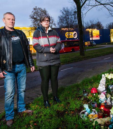 Van alles naar niets: ouders van doodgereden Mike (26) uit Apeldoorn zijn vertrouwen in de rechtspraak kwijt