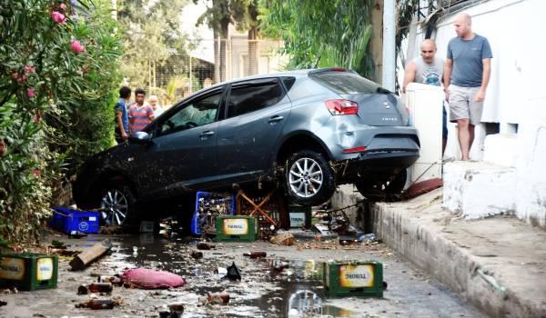 Twee doden door krachtige aardbeving tussen Turkse en Griekse kust
