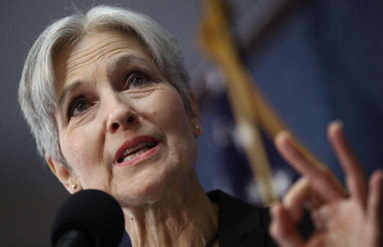 Jill Stein Beeld afp
