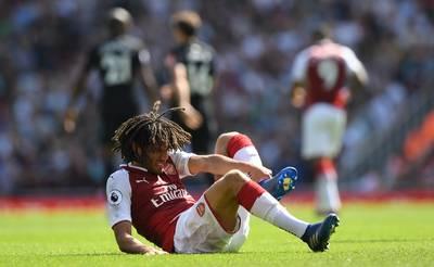 Arsenal zonder Elneny tegen Atlético