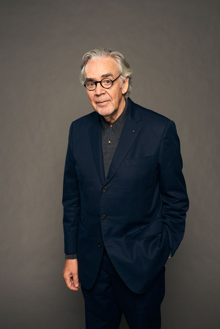 Componist Howard Shore.  Beeld Getty Images