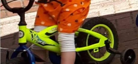Kinderfietsje spoorloos in Twello: 'Peuter (2) in tranen'