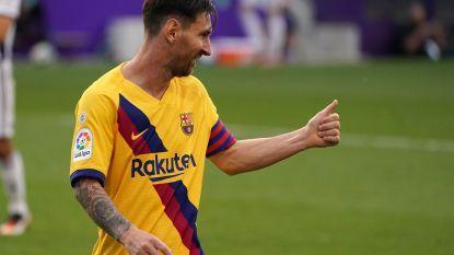 """Voorzitter Barcelona: """"Messi tekent zonder twijfel bij"""""""